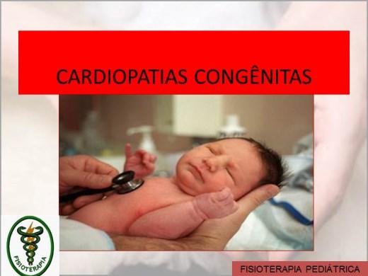 Curso Online de CARDIOPATIAS CONGÊNITAS