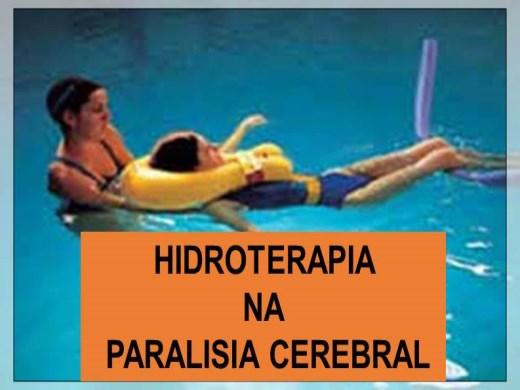 Curso Online de HIDROTERAPIA NA PARALISIA CEREBRAL