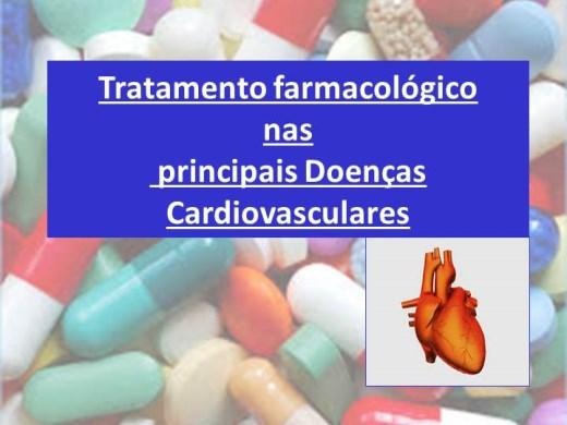 Curso Online de Tratamento Farmacológico nas principais Doenças Cardiovasculares