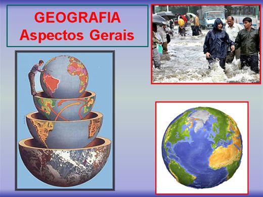 Curso Online de GEOGRAFIA - Aspectos Gerais