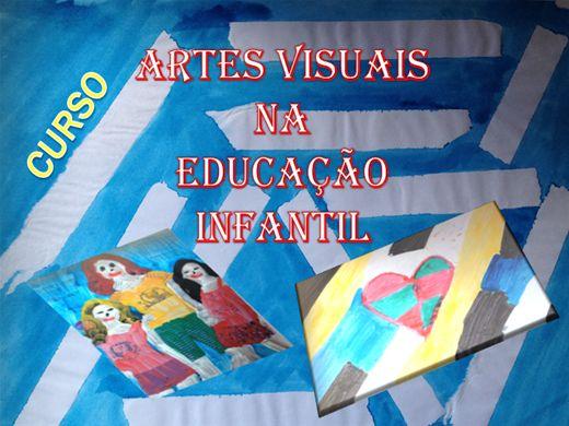 Curso Online de Artes Visuais na Educação Infantil