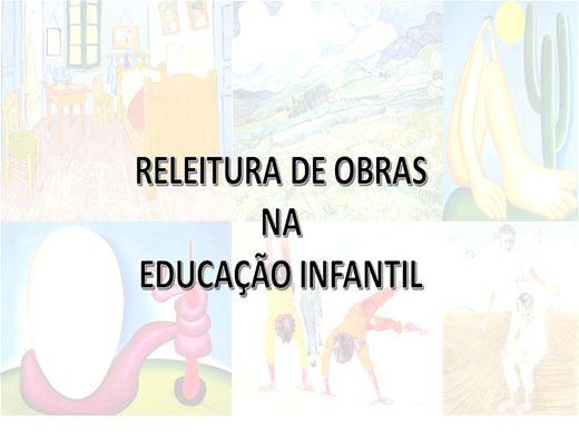 Curso Online de Releitura de quadros na Educação Infantil