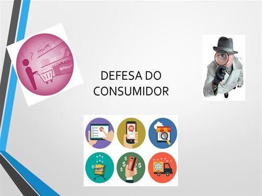 Curso Online de DEFESA DO CONSUMIDOR