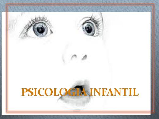 Curso Online de PSICOLOGIA INFANTIL
