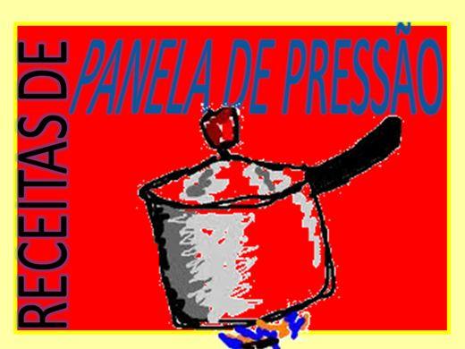 Curso Online de RECEITAS DE PANELA DE PRESSÃO