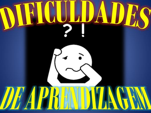 Curso Online de DIFICULDADES DE APRENDIZAGEM