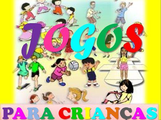 Curso Online de JOGOS PARA CRIANÇAS