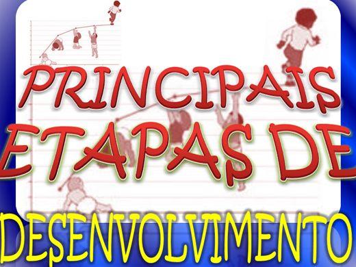 Curso Online de DESENVOLVIMENTO INFANTIL E SUAS PRINCIPAIS ETAPAS