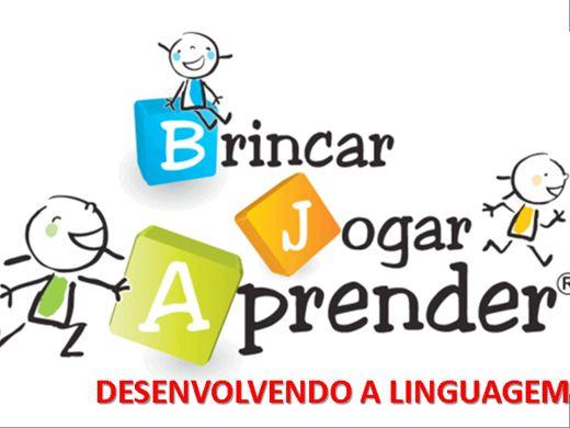 Curso Online de BRINCAR , JOGAR E APRENDER  A LINGUAGEM ORAL