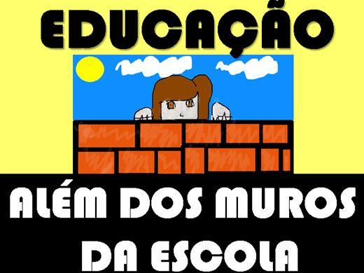 Curso Online de EDUCAÇÃO ALÉM DOS MUROS DA ESCOLA