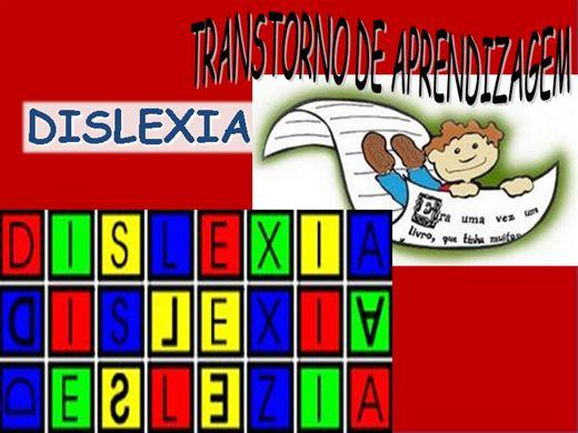 Curso Online de DISLEXIA, TRANSTORNO DE APRENDIZAGEM  ATIVIDADES PEDAGÓGICAS EM FOCO