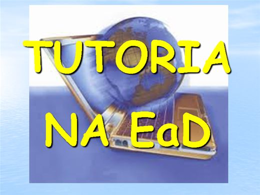 Curso Online de TUTORIA NA EaD
