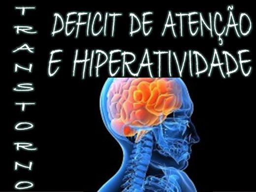 Curso Online de TDAH - TRANSTORNO DE DÉFICIT DE ATENÇÃO E HIPERATIVIDADE