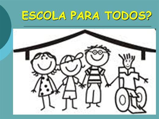 Curso Online de UMA ESCOLA PARA TODOS