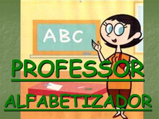 Curso Online de PROFESSOR ALFABETIZADOR