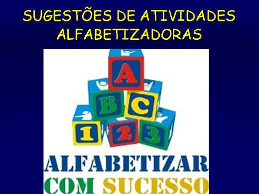 Curso Online de ALFABETIZAR COM SUCESSO