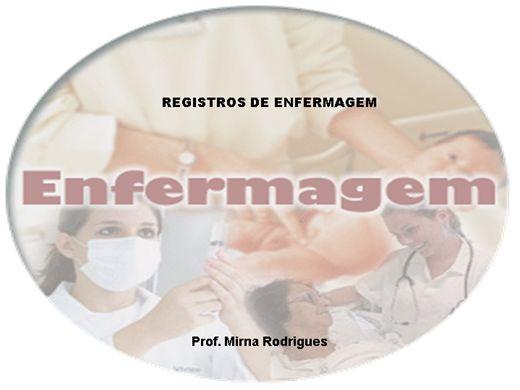Curso Online de Registros de Enfermagem