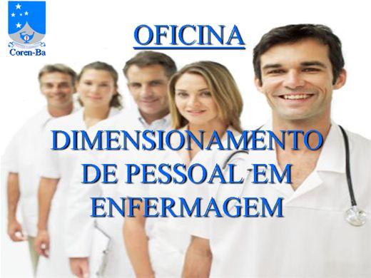 Curso Online de Dimensionamento de Pessoal