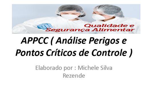 Curso Online de APPCC - Análise Perigos e Pontos Críticos de Controle
