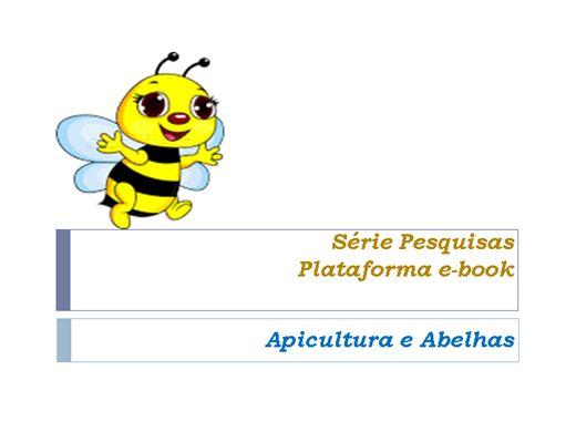 Curso Online de Apicultura e Abelhas (Série Pesquisas Plataforma e-book)