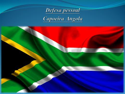 Curso Online de Defesa pessoal  Capoeira Angola