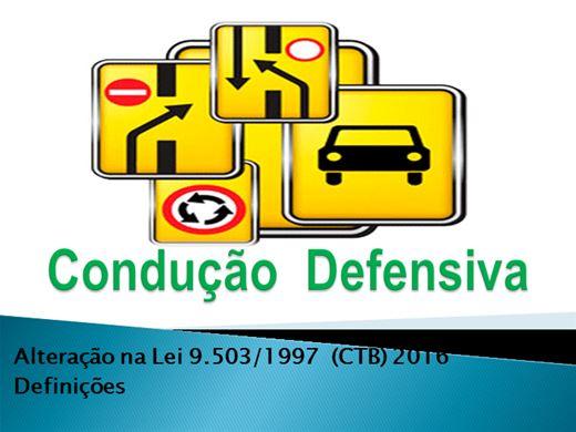 Curso Online de Condução  Defensiva