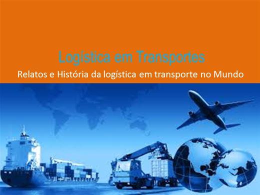 Curso Online de Logística em Transportes