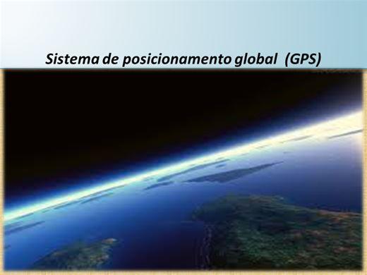 Curso Online de Sistema de posicionamento global  (GPS)