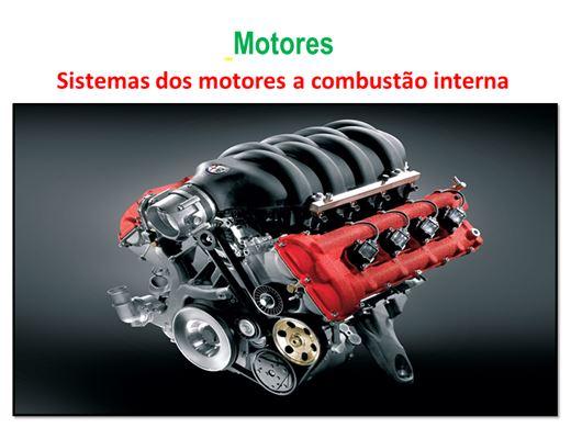 Curso Online de Sistemas dos motores a combustão interna