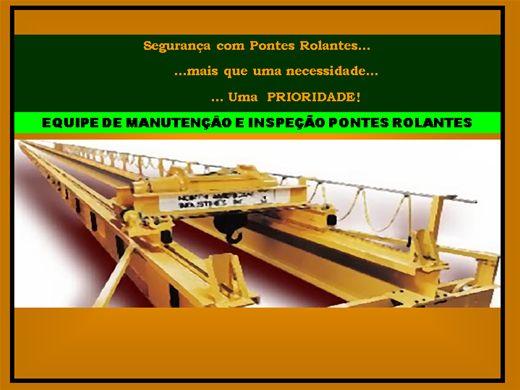 Curso Online de Treinamento de Ponte Rolante