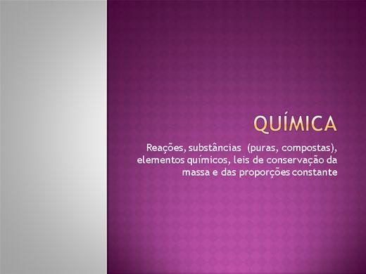 Curso Online de Quimica