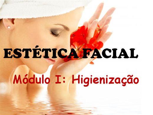 Curso Online de Estética facial-Módulo Higienização