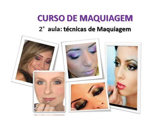 Curso Online de 2° módulo-Maquiagem Corretiva