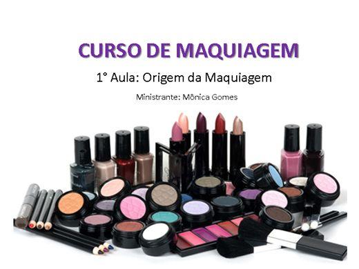 Curso Online de 1° Módulo: Visagismo na Maquiagem