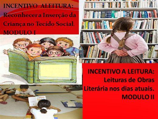 Curso Online de Desvendando o prazer da leitura e seu contexto histórico.