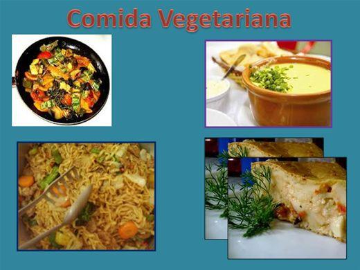 Curso Online de Comida Vegetariana