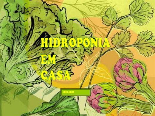Curso Online de Hidroponia em Casa - Cultivo de Plantas sem Terra