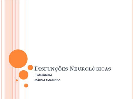 Curso Online de Disfunções Neurológicas