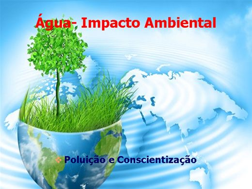 Curso Online de Água- Poluição e Conscientização
