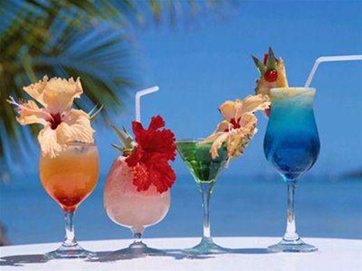 Curso Online de Receitas de Drinks