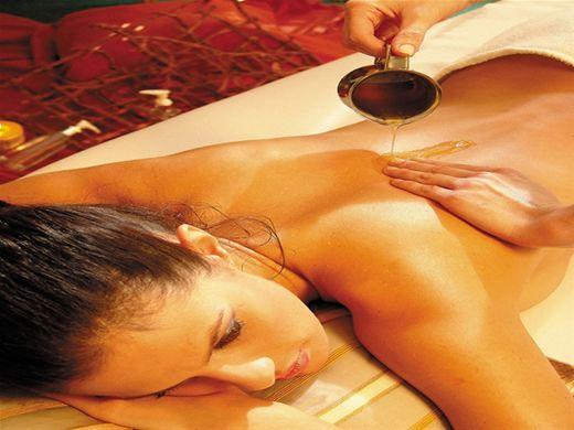 Curso Online de Massagem Ayurvédica