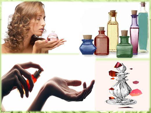 Curso a dist ncia de produ o de perfumes caseiros e - Ambientadores para casa ...