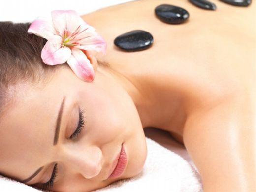 Curso Online de Básico de Massagem com Pedras Quentes