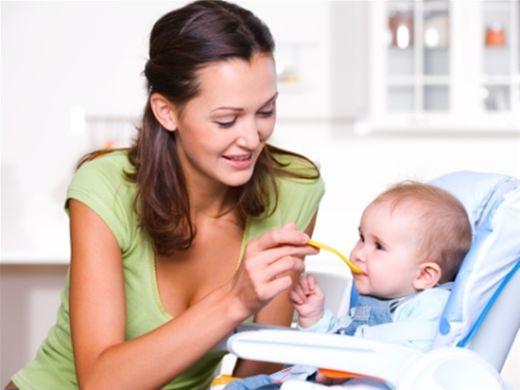 Curso Online de Receitas e dicas para Bebês e crianças
