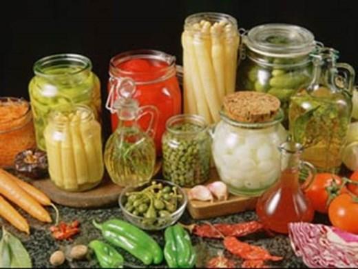 Curso Online de Conserva de Frutas e Legumes