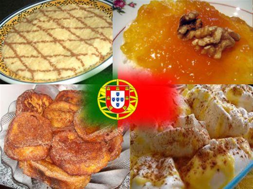Curso Online de Doçaria Portuguesa de Natal