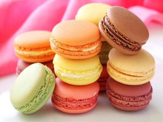 Curso Online de Como Fazer Macarons
