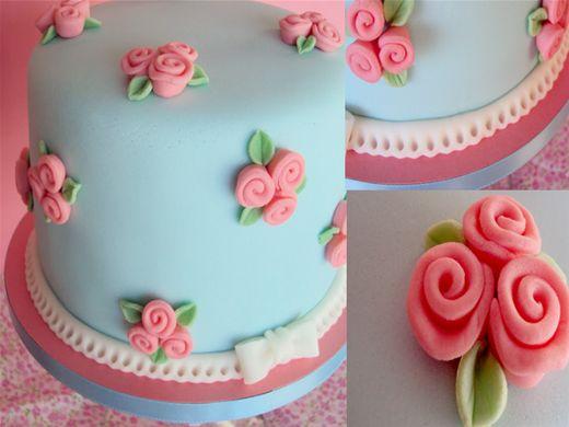Cake Design Passo A Passo : Curso de Bolos Decorados - Cake Design Buzzero.com