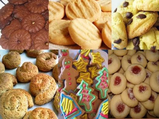 Curso Online de Receitas de Biscoitos