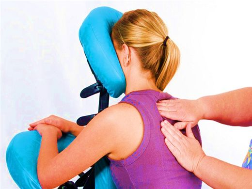 Curso Online de Quick Massage